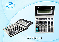 Калькулятор электронный Keenly 8875-12, настольный большой калькулятор
