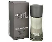 Armani Mania лицензионная туалетная вода для мужчин