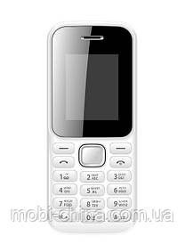 Телефон Bravis F180 Ring Duos White