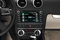 Штатная магнитола для Audi A3 2005+ Windows