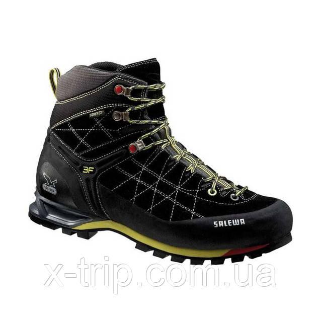 Треккинговые мужские ботинки Salewa MS MTN Trainer Mid GTX