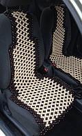 Накидка массажная на автокресло, 2шт, фото 1