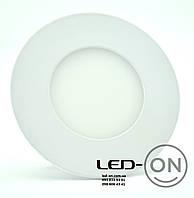 Светодиодный светильник DownLight 3W (4000К) круг 437/1