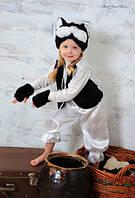 Детский новогодний костюм Котенок (черный). Арт-0013. Купить детский карнавальный, маскарадный костюм.