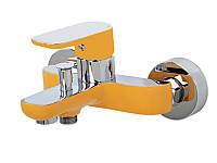 Смеситель для ванны Venezia-Kapadokya, желтый