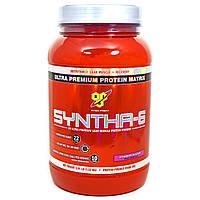 BSN Syntha-6 1,32 кг - strawberry