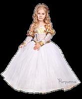 Детский карнавальный костюм Принцесса Амелия Код. 600