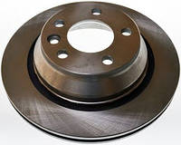 Гальмівний диск задній (ATE, 314x22mm) VW Transporter T5 03- DDF1698 FERODO (Великобританія)