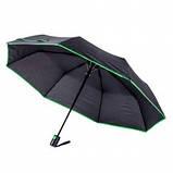 Складана напівавтоматична парасолька 96 см, фото 2
