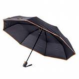 Складана напівавтоматична парасолька 96 см, фото 5