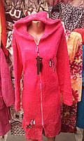 Женский турецкий махровый халат
