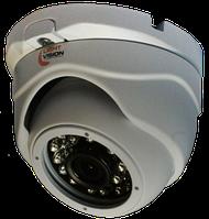 Уличная MHD видеокамера Light Vision VLC-4128DM (цвет корпуса: белый)