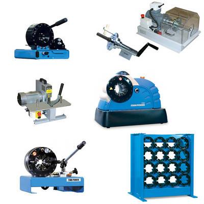 Оборудование «HYDROSCAND MACHINE» для сборки РВД