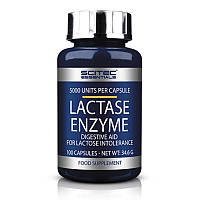 Lactase Enzyme Scitec Nutrition 100 caps