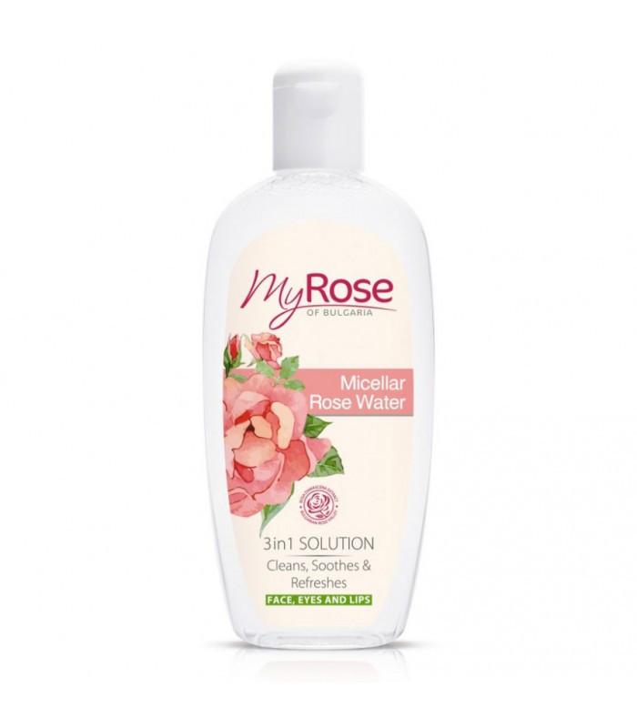 Май Роуз мицелярная розовая вода 220мл
