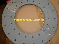 Накладка диска сцепения ЗИЛ 130, Зил 131, Зил 5301 сверлённая (производитель  Трибо, Белая Церковь)
