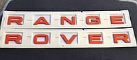 Range Rover Evoque 2012-17 буквы эмблема значок надпись на капот багажник новые