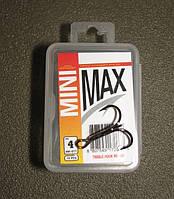 Тройник MiniMax Treble Hook round SW-077