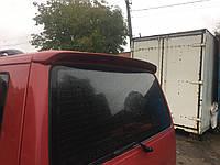 Volkswagen T4 Caravelle/Multivan Спойлер на двери Анатомик (под покраску)