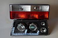 Передние фары+задние фонари на ВАЗ 2109 №21