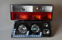 Передние фары+задние фонари на ВАЗ 2109 №21, фото 1