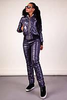 Костюм женский  Норма оптом на плотном синтепоне S,M,L модная качественная купить в Одессе дешево№873-20