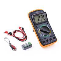 Профессиональный мультиметр DT-9208A, тестер, вольтметры, амперметры
