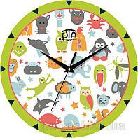 Настенные часы в детскую Юта MiNi M19