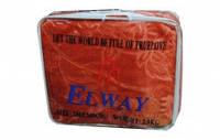 Одеяло-плед  тесненный  от  ТМ Elwey коралловый   двуспальный евро