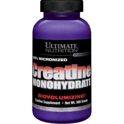 Creatine Monohydrate Ultimate Nutrition, фото 2