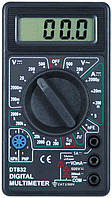 Компактный цифровой мультиметр DT-832, мультитестер, тестеры, вольтметры, амперметры