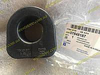 Подушка,втулка рулевой рейки (с г\у) правая Ланос Сенс Lanos Sens GM 07848187