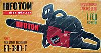 Бензопила Foton БП-3800-F