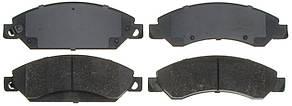 Передние  тормозные колодки  CADILLAC ESCALADE 2007-2008  ACDelco 14D1092CH /171-0974 /25918341 /22742382