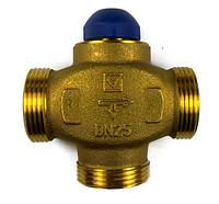 КЛАПАН ТРИХОДОВИЙ термостатичний HERZ CALIS-TS-RD DN25 1