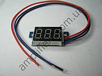 Вольтметр 0-100 В
