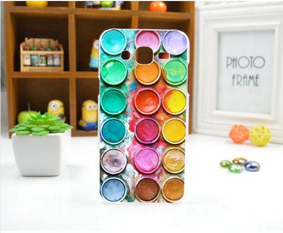 Эксклюзивные чехлы для Samsung Galaxy J7 J700H - Краски