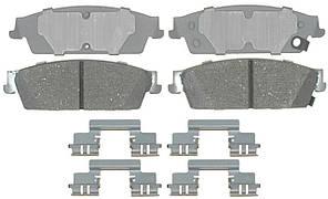 Задние тормозные колодки CADILLAC ESCALADE 2007-2008  ACDelco 14D1194CH/ZD1194/15792633/25949454