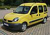 Накладки порога передние Renault Kangoo(рено кенго,канго,кенгу)