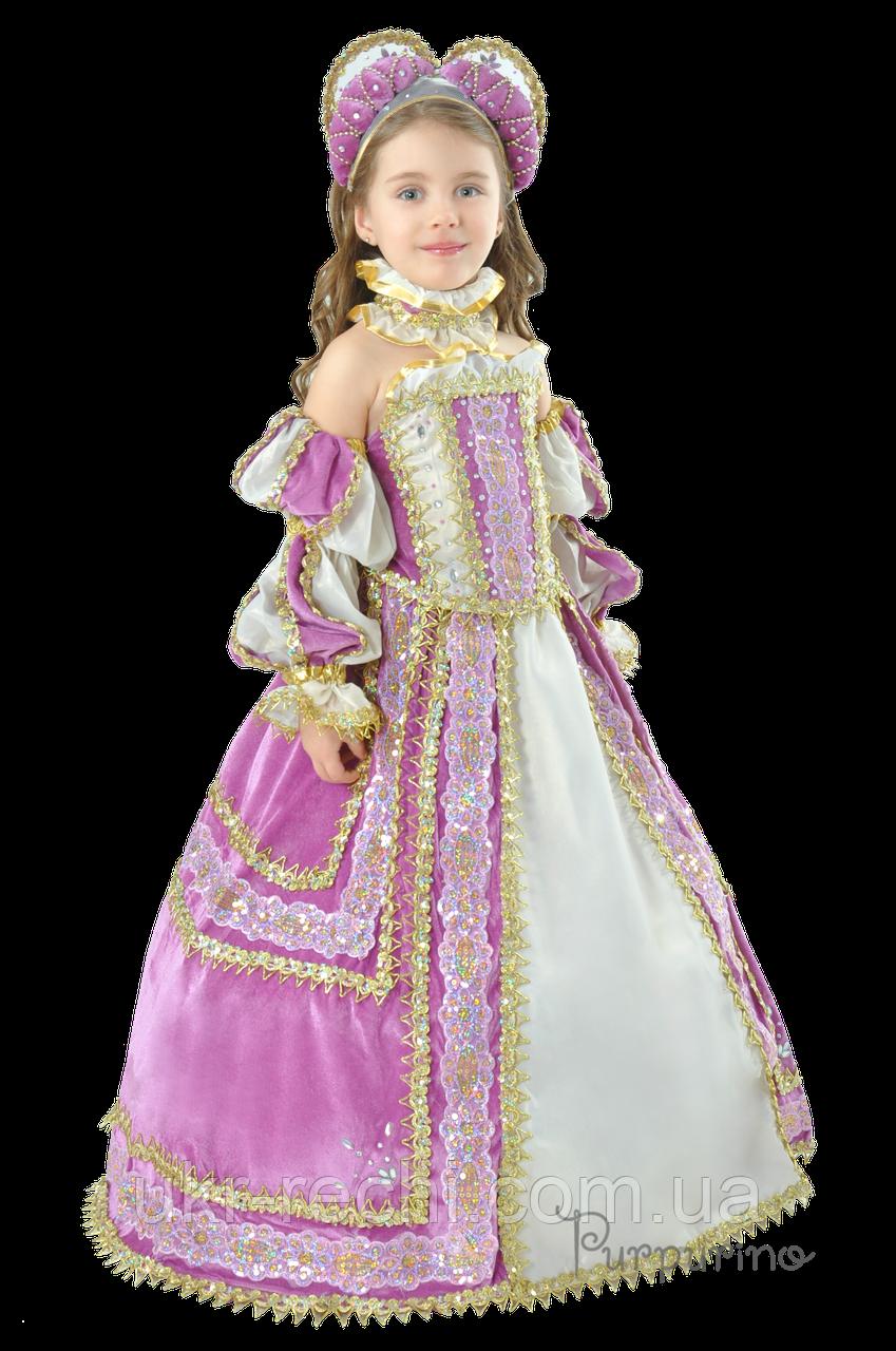 Детский карнавальный костюм Королева Английская Код. 256