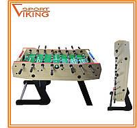 Настольный футбол Comfort складной, стол для настольной игры в футбол