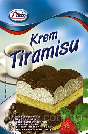 Порошок для приготовления крема Тирамису  Emix, 100 гр, фото 2