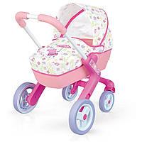 Детская коляска с люлькой для куклы Свинка Пеппа Smoby 251306