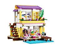Конструктор LEGO Friends Пляжный домик Стефани 41037