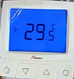 Программируемый терморегулятор MILLITEMP CDFR-003