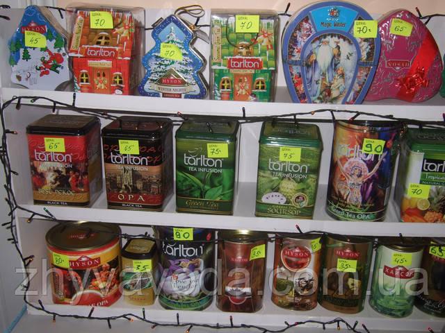 новое поступление чая в нашем магазине