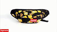 Поясна сумка Supreme (Simpsons)