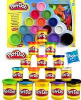 Набор пластилина 'Цветная гора', 15 цветов весом 1,18 кг Play-Doh, Hasbro 22570