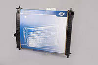 Радиатор охлаждения Chevrolet Aveo 1.5 8V