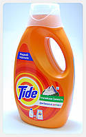 Жидкий стиральный порошок Tide Альпийская свежесть автомат 1,235 л.